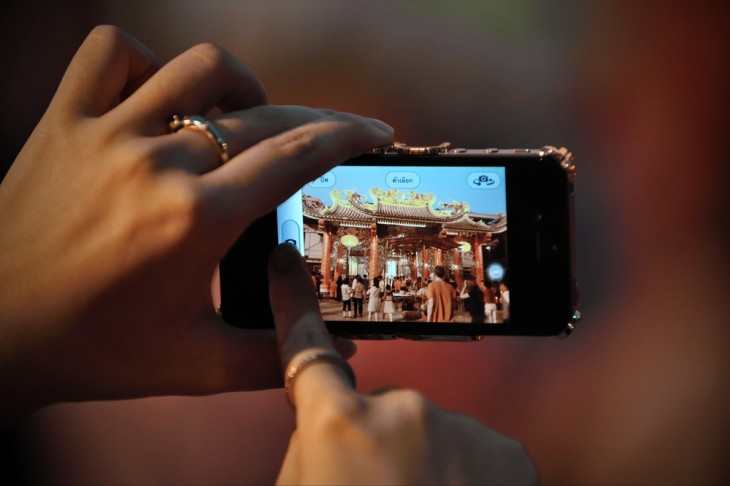 reShoot for iPhone gives you a second chance at movie magic