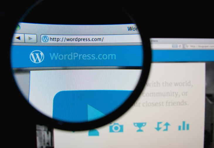 WordPress.com now automatically strips all formatting for text pasted from Microsoft Word