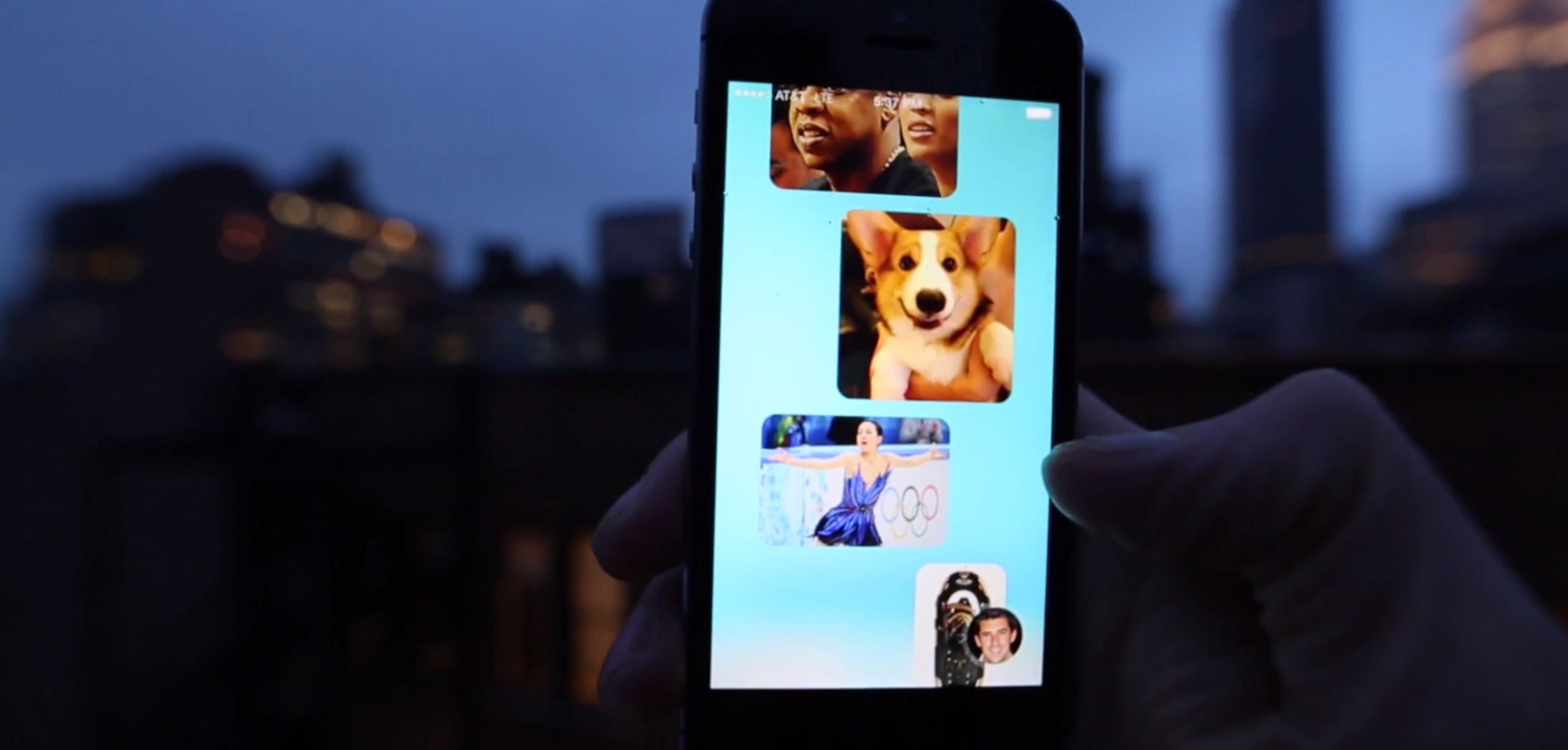 Stream Web for iOS is a Social, Gesture-Based Internet Browser App