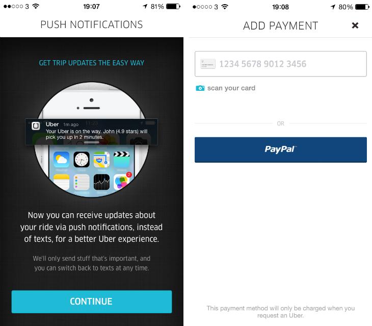 how to get uber app