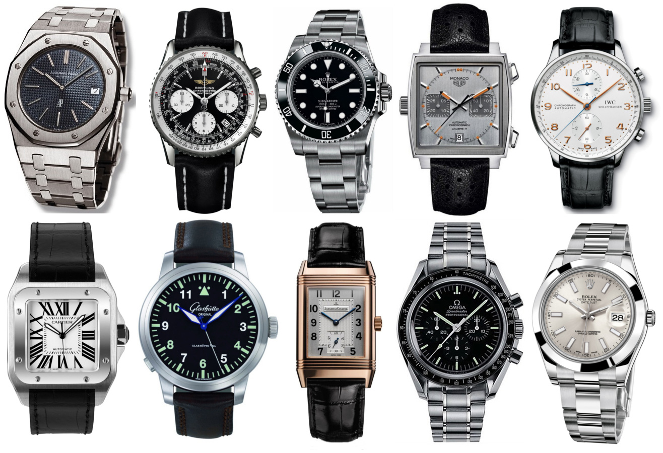 How To Spot Counterfeit Brand Of Watches