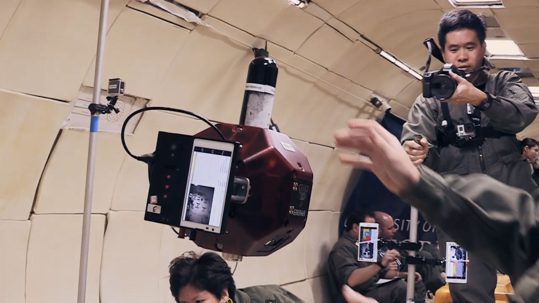 Google and NASA Team Up For Autonomous Space Robots