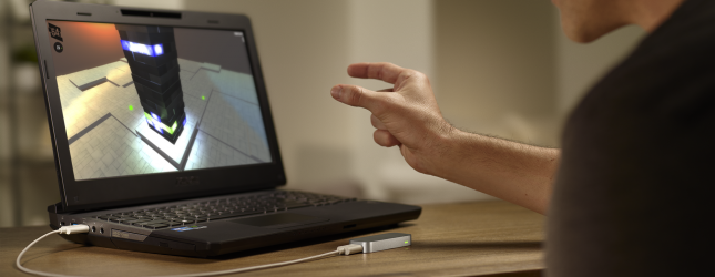 Leap Motion's new Muse app lets you create music with in-air hand gestures