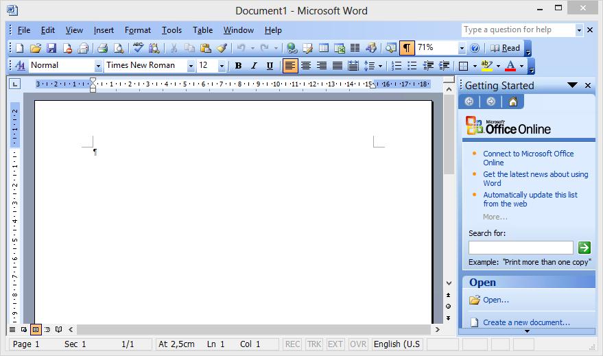 microsoft office 2003 free download full version for windows 8.1