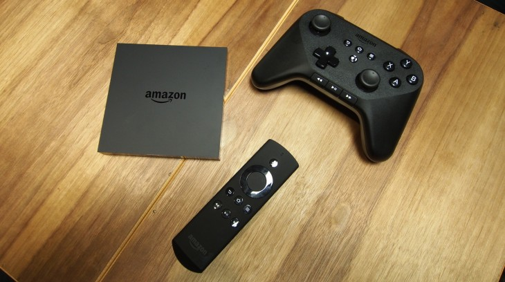 Amazon Fire TV first impressions: Amazon delivers a game pad, voice search, and streaming at lightning ...