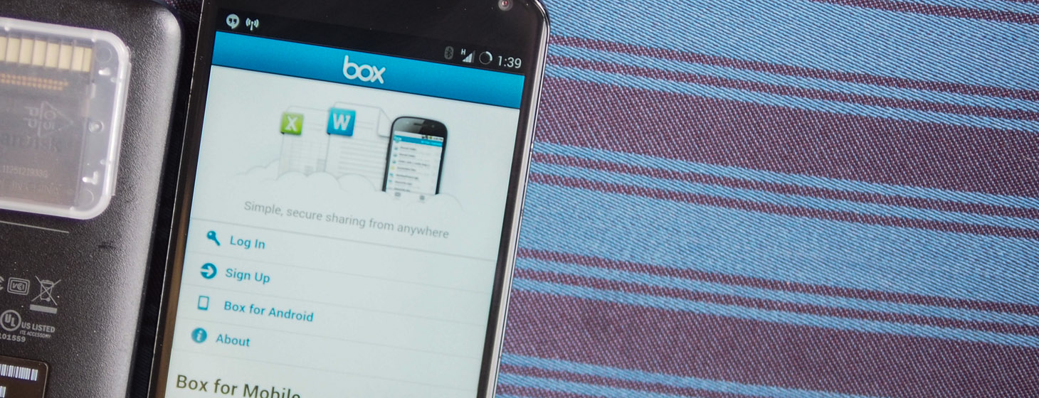 Box makes its Wall Street debut at over $20 per share