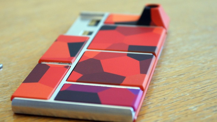 Google announces the next Project ARA modular phone event and we get a video of the prototype booting ...