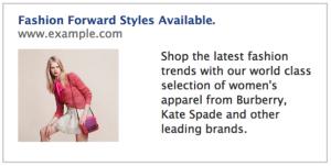 FacebookAd-FashionForward-300x151