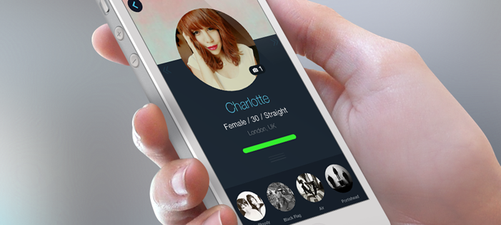 Tastebuds for iPhone helps you date people based on a shared taste in music