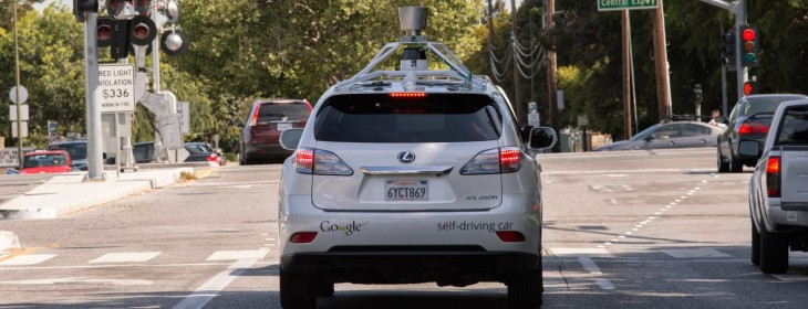 Google's self-driving cars have been in 11 accidents because humans are dumb