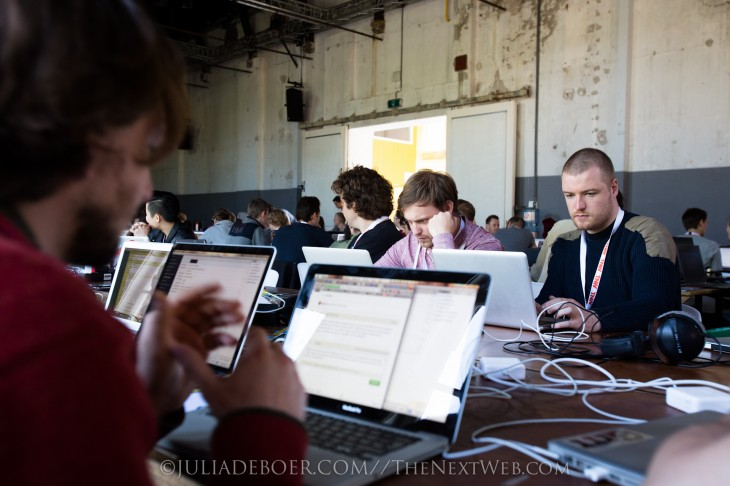 15 brilliant hacks from the TNW Conference Kings of Code Hack Battle