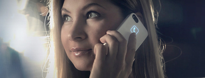 Lunecase hits Kickstarter to bring simple notifications to the back of your iPhone without draining your ...