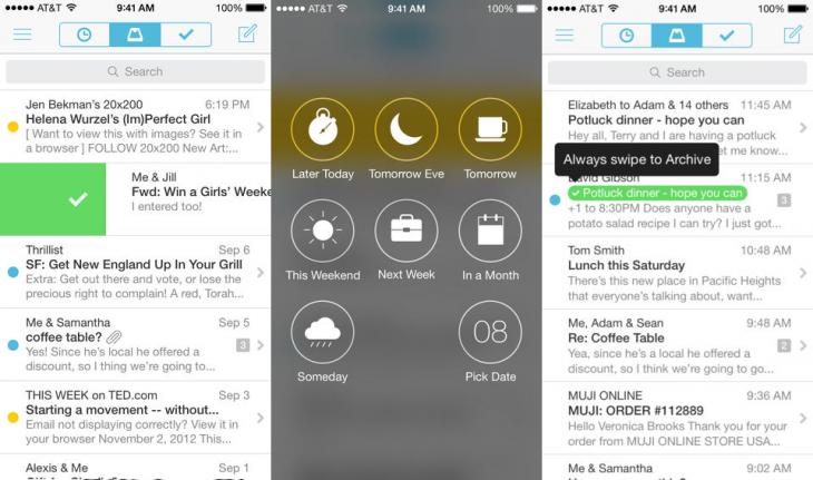 Mailbox-iOS