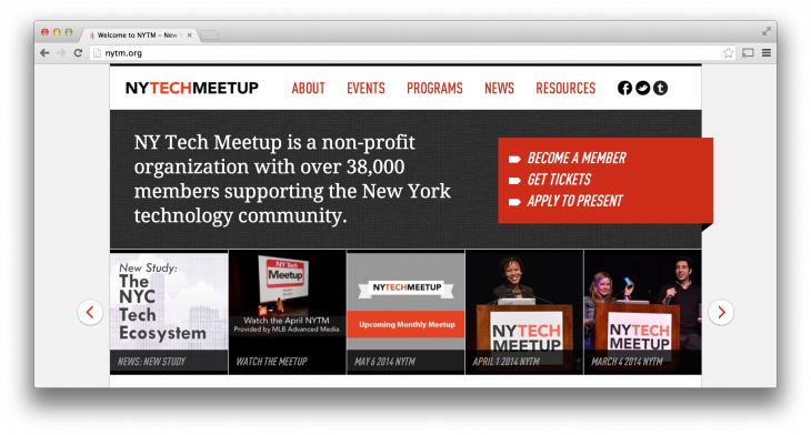 New York Tech Meetup