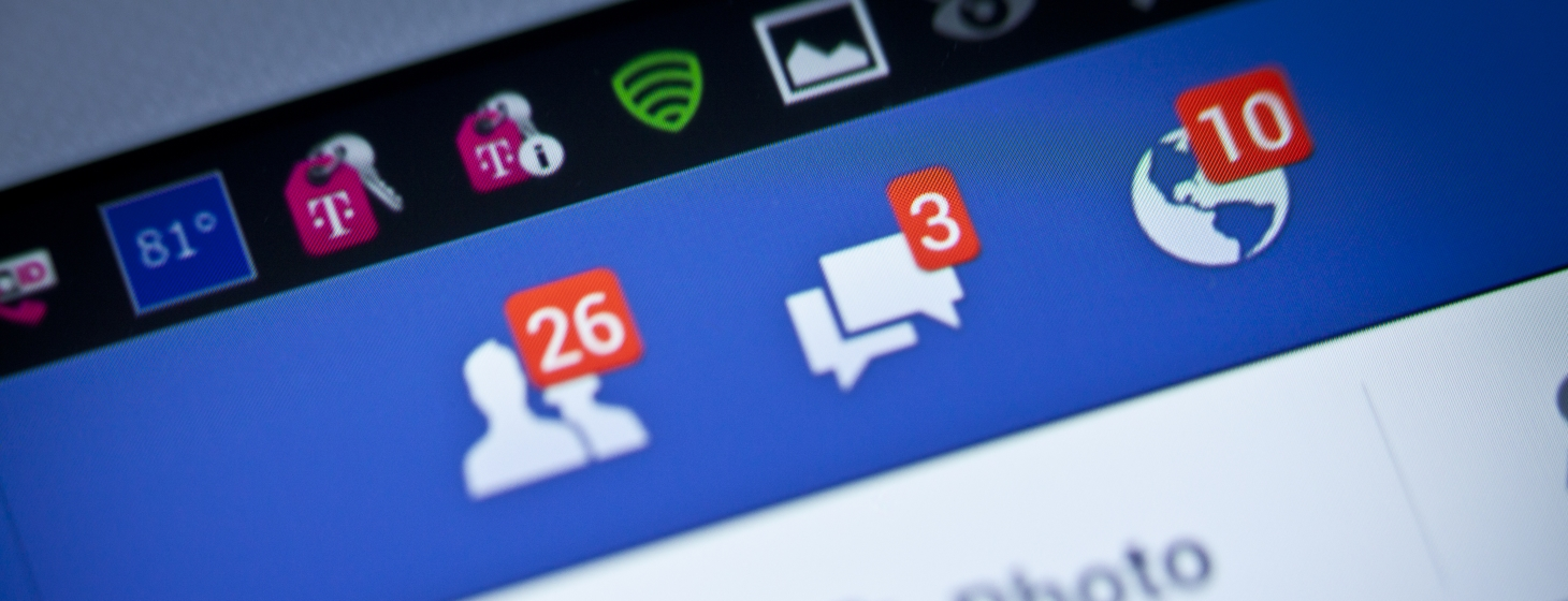 facebook mobile app chat icons and symbols