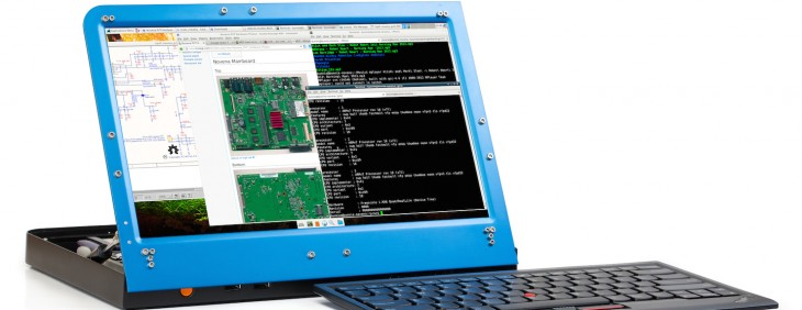 This open source laptop helps developers gain the freedom of doing hardware experiments