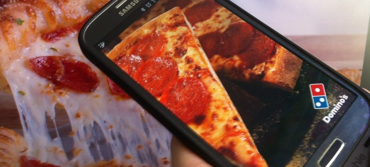 Domino's Pizza for Android now lets you pay using Google Wallet