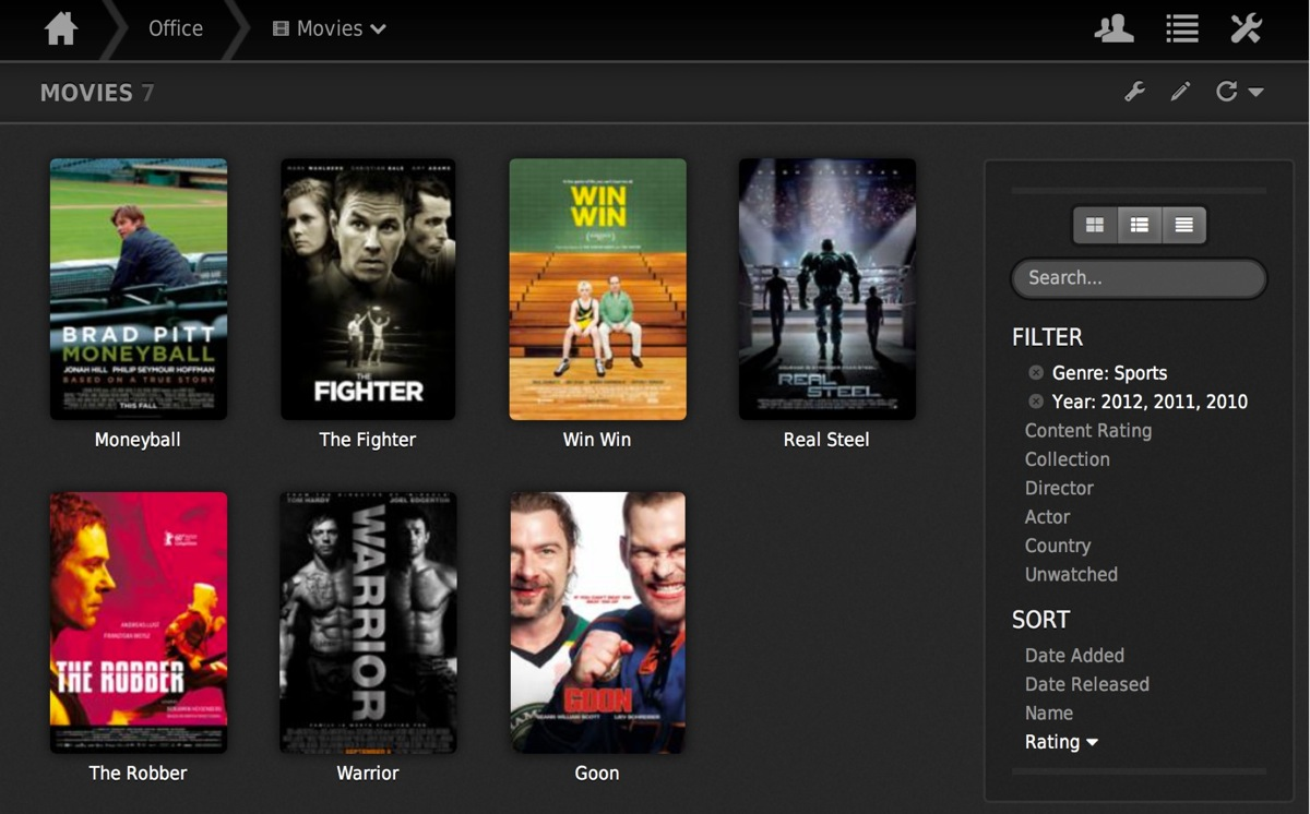 Plex media client is coming to the Xbox One