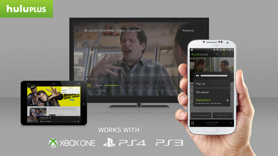Hulu Plus Remote Control: Navigate the TV with Mobile Device