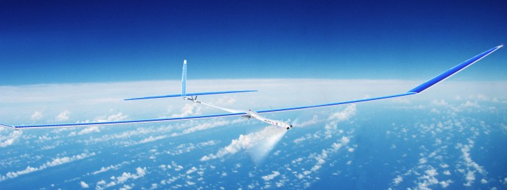 Google acquires Titan Aerospace, manufacturer of solar-powered drones that Facebook was interested in ...