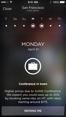 Scenario 3 Conference