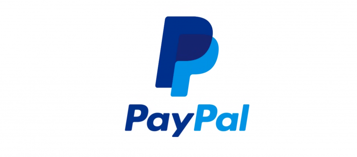 This is PayPal's new logo