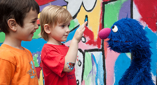 Sesame Street now has its own dedicated video-on-demand service called Sesame GO