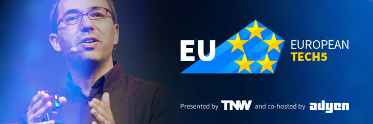 MAG Interactive wins TNW Europe 2014's Tech5 startup competition