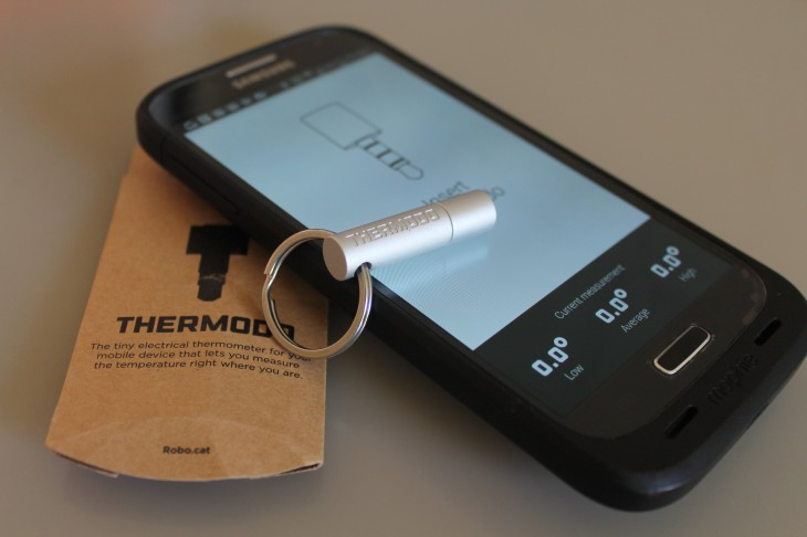 Thermodo Transforms Your Smartphone Into a Thermometer