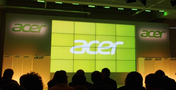 Acer announces Liquid Leap, its first wearable smart band