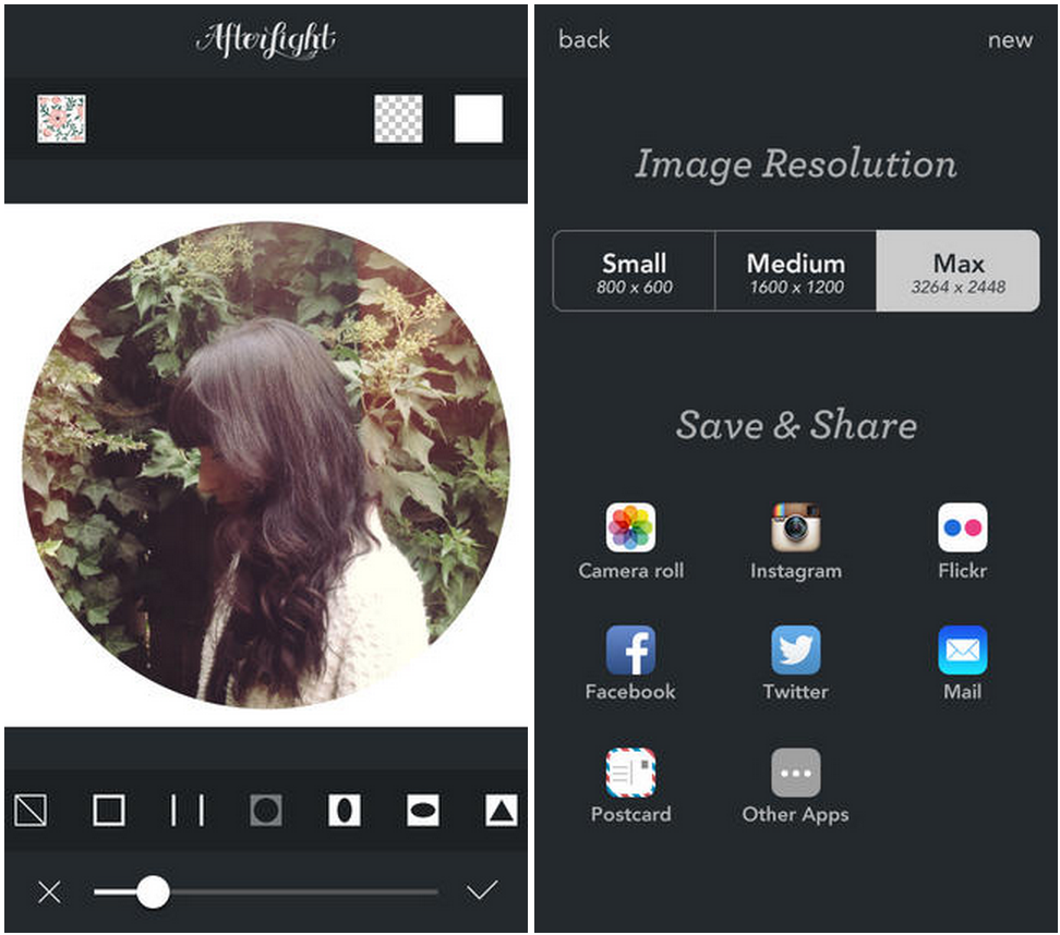 10 Image Editing Tools To Make Photos Fit for Social Sharing