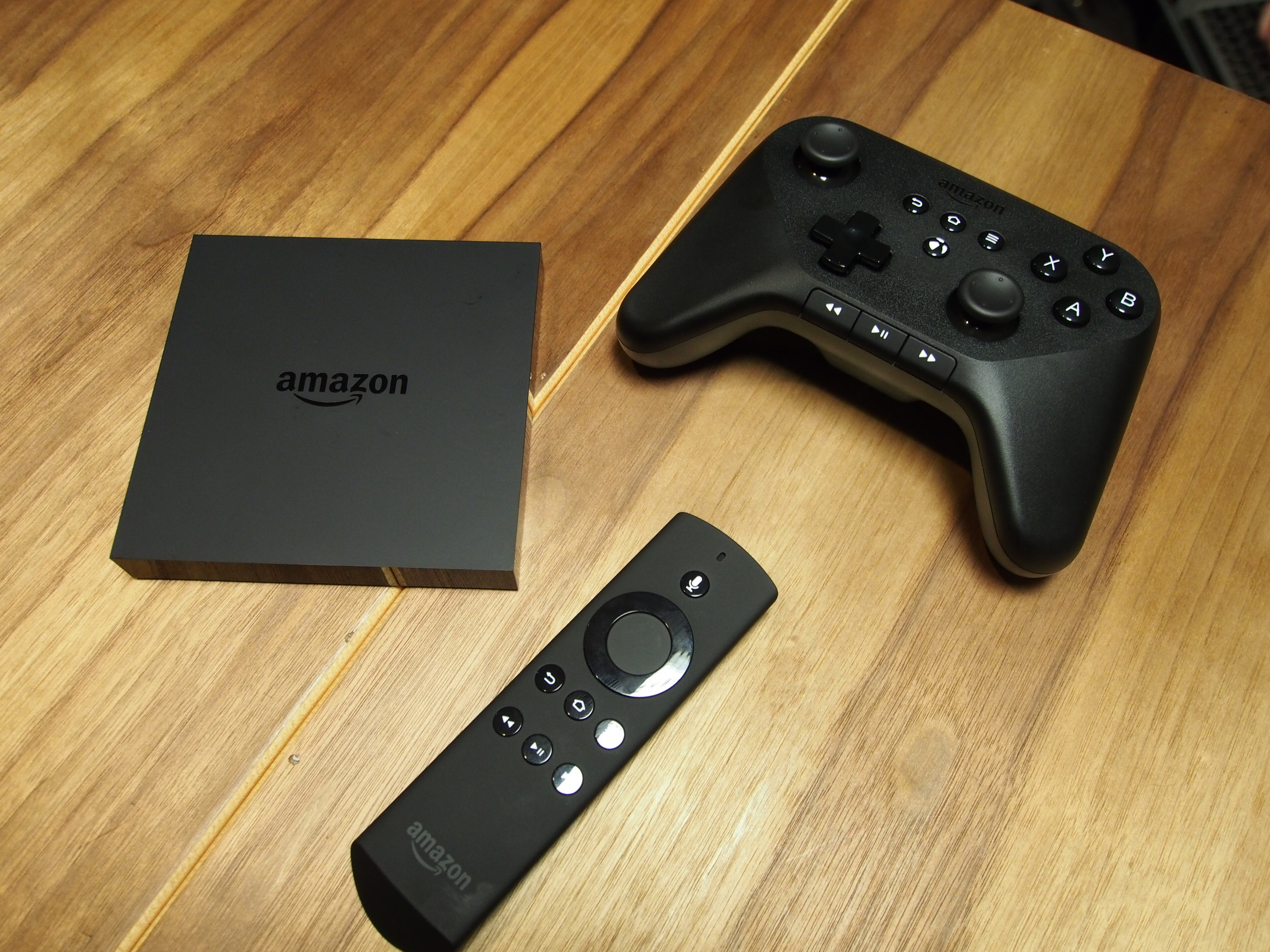 Amazon Fire TV: First Impressions Review - The Next Web