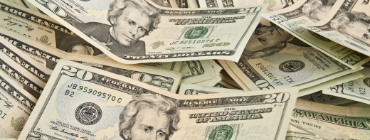 cash money dollars