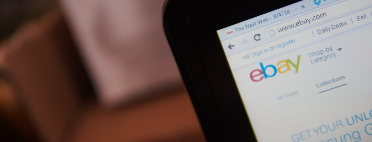 eBay suffers cyberattack, requests that all users change their passwords