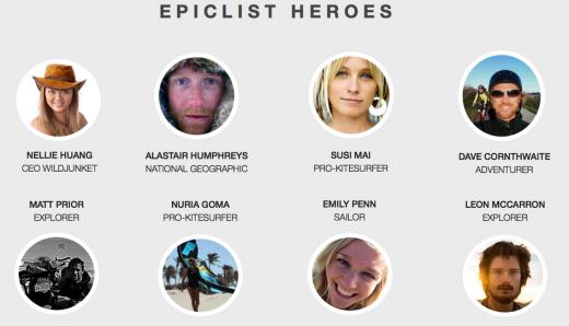 epiclist heroes