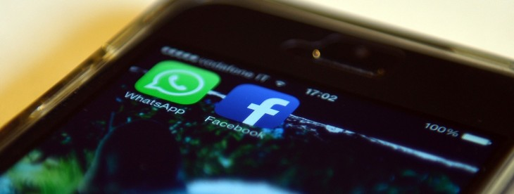 Zuckerberg: WhatsApp can become 'the global text messaging platform' connecting '2 ...