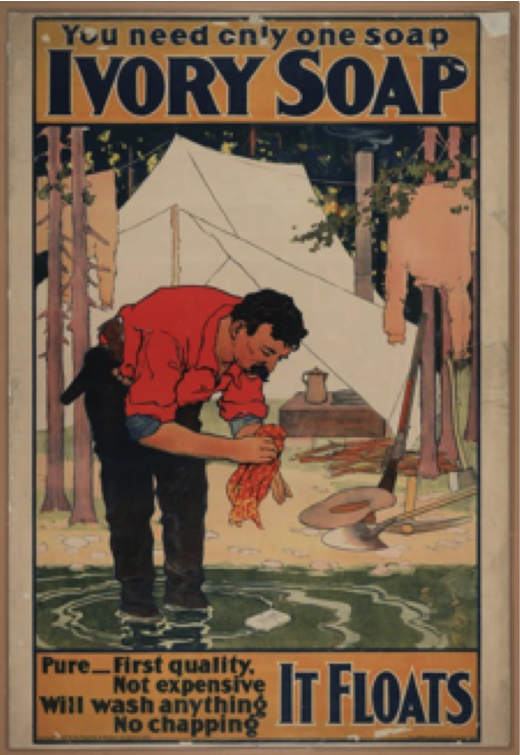 Image source: 1898 advertising poster on Wikipedia