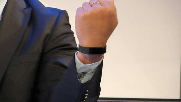 liquid leap Acer announces Liquid Leap, its first wearable smart band