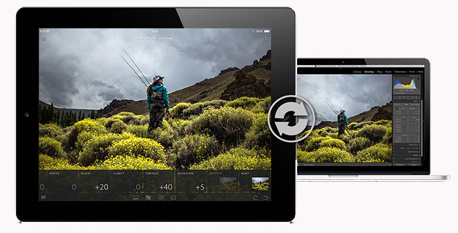 Adobe launches Lightroom Mobile for iPad, but you must be a Creative Cloud subscriber to use it