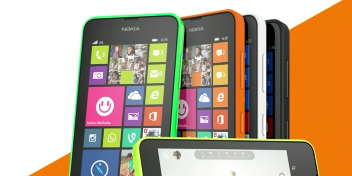 Windows Phone 8.1-equipped Nokia Lumia 630 goes on sale in the UK on May 29 for £89.95