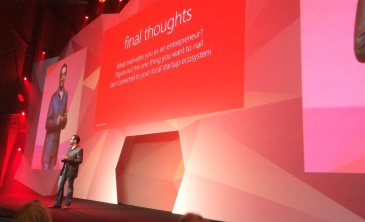Microsoft Ventures GM Rahul Sood's 5 main tips for entrepreneurs