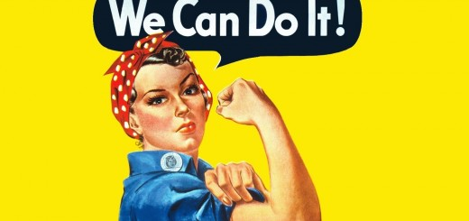 10 Ways To Help You Innovate And Get Stuff Done Source Rosie The Riveter Wallpaper Best HD