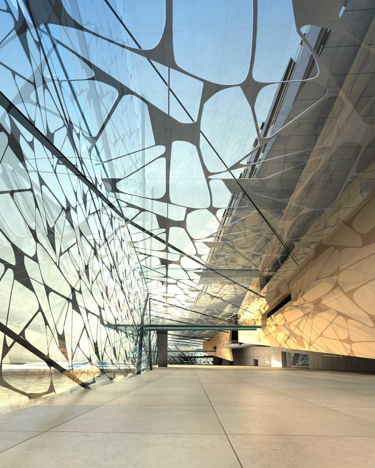 Modern Architecture Artists 5 artists inspiredmodern architecture