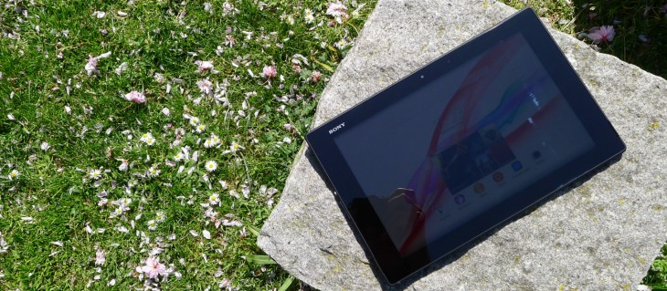 Sony Xperia Z2 Tablet review: A skinny Android slate that's light, powerful and waterproof