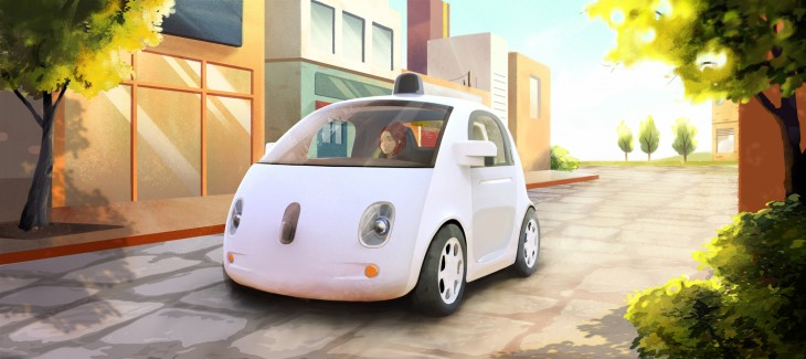 Google's Self-Driving Car Project could destroy taxis, Uber and Lyft because it knows everything ...