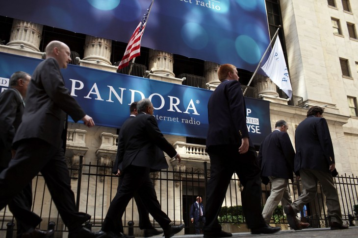 Pandora is trialling new 'Promoted Stations' with 10% of its 76m monthly active users