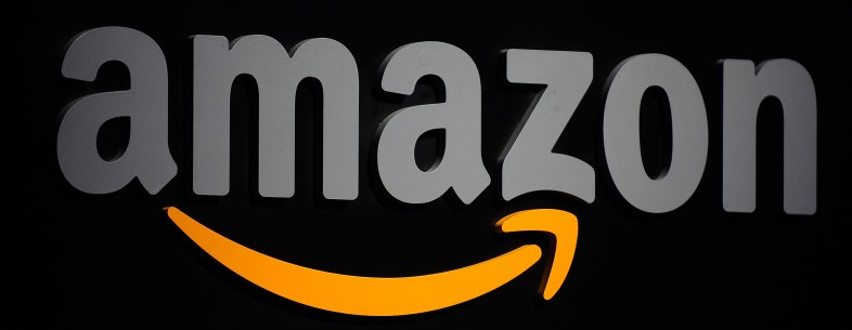 This leaked image reportedly shows what Amazon's first smartphone will look like