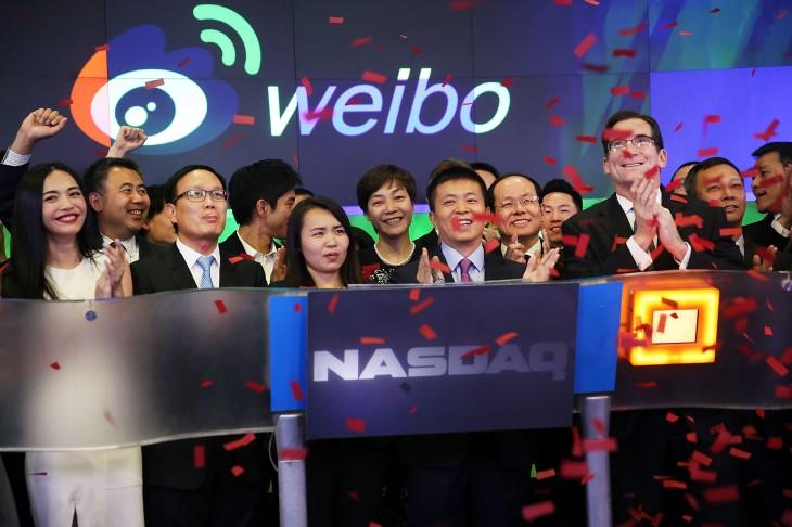 Weibo And Sabre Beginning Trading On NASDAQ