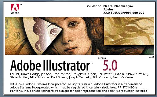 Illustrator 5