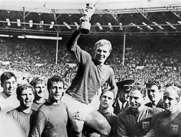BBC Sport to reshow five classic World Cup matches online, including England's iconic 1966 final ...